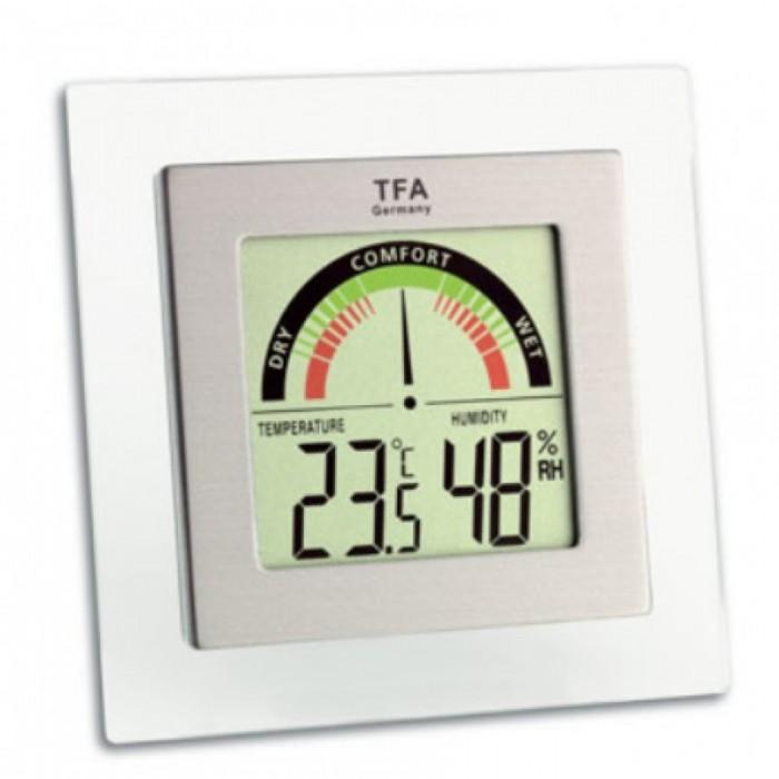 Купить Товары для дачи и сада, TFA Термогигрометр 30.5023 цифровой