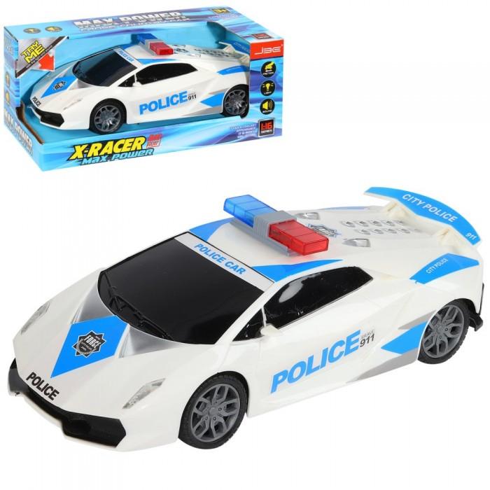 Купить Машины, Джамбо Машинка инерционная Полиция JB0402663