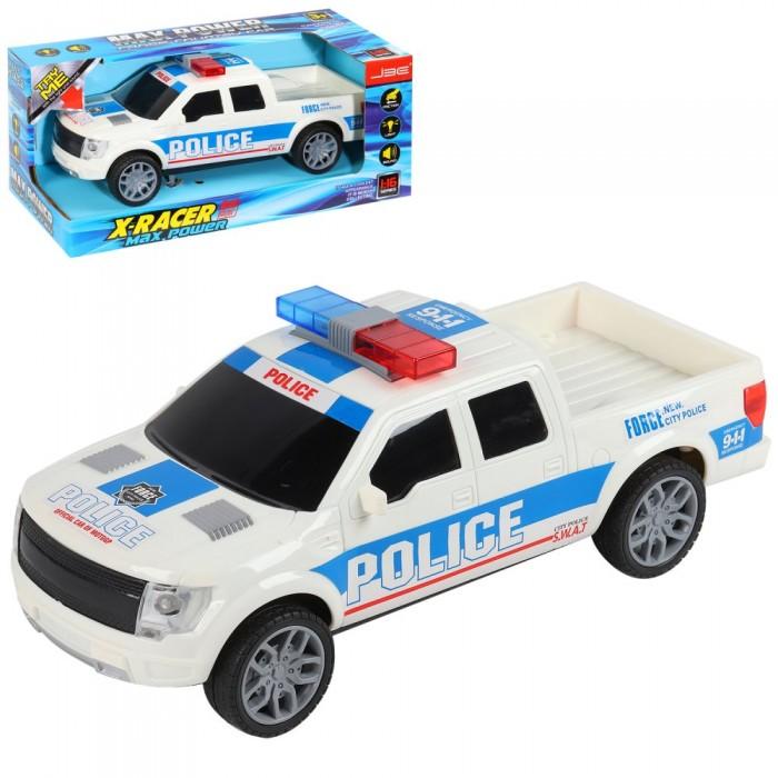 Купить Машины, Джамбо Машинка инерционная Полиция JB0402662
