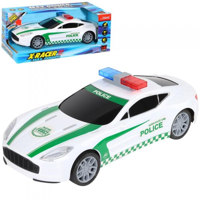 Купить Машины, Джамбо Машинка инерционная Полиция JB0402661