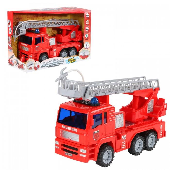 Купить Машины, Джамбо Машина инерционная Пожарная JB400969