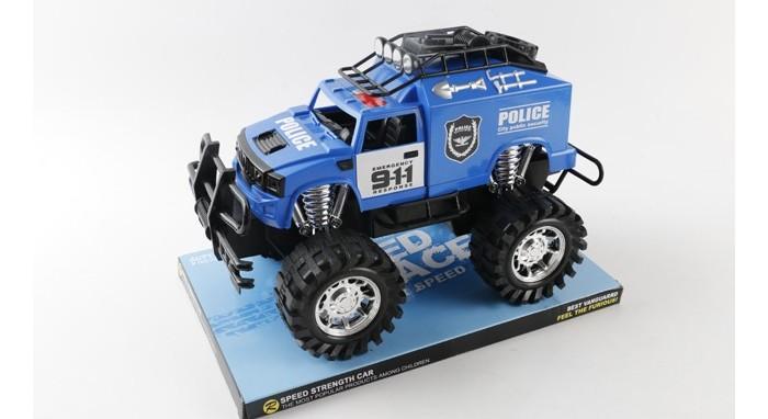 Купить Машины, Джамбо Машина инерционная Полиция JB0402700
