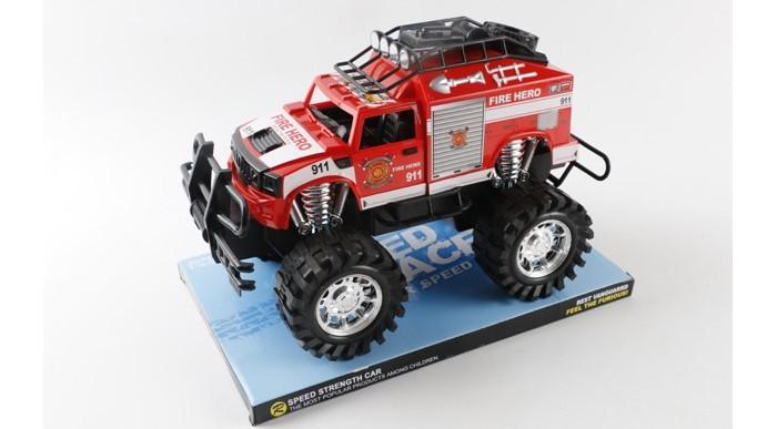 Купить Машины, Джамбо Машина инерционная Пожарная JB0402694