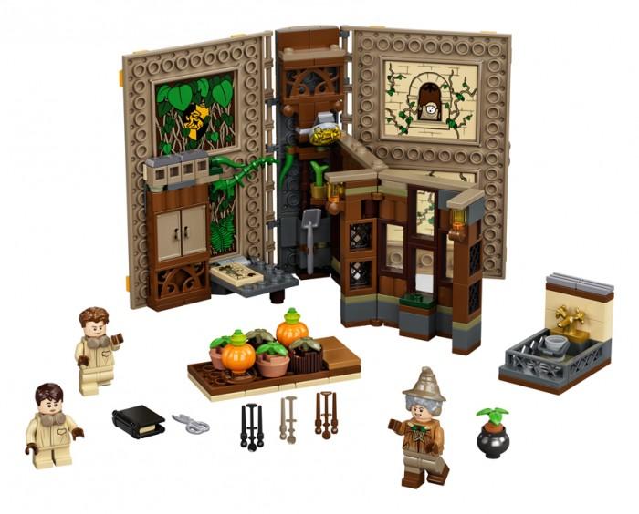Lego Lego Harry Potter Учёба в Хогвартсе: Урок травологии