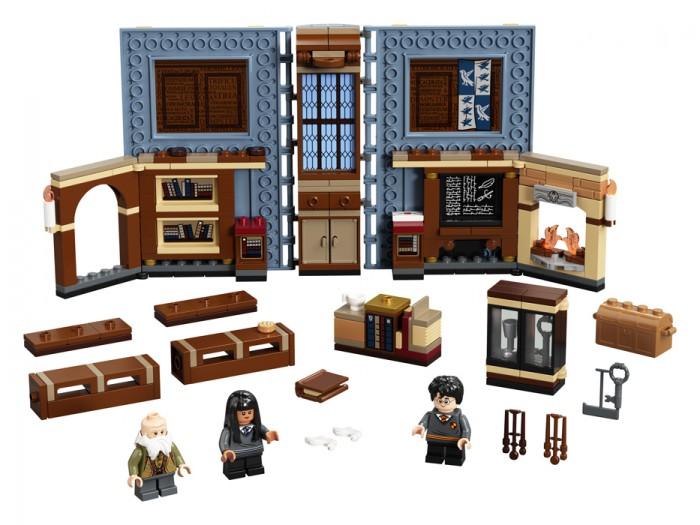 Lego Lego Harry Potter Учёба в Хогвартсе: Урок заклинаний