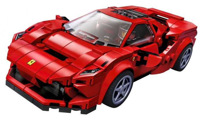 Конструктор Lego Speed Champions Ferrari F8 Tributo