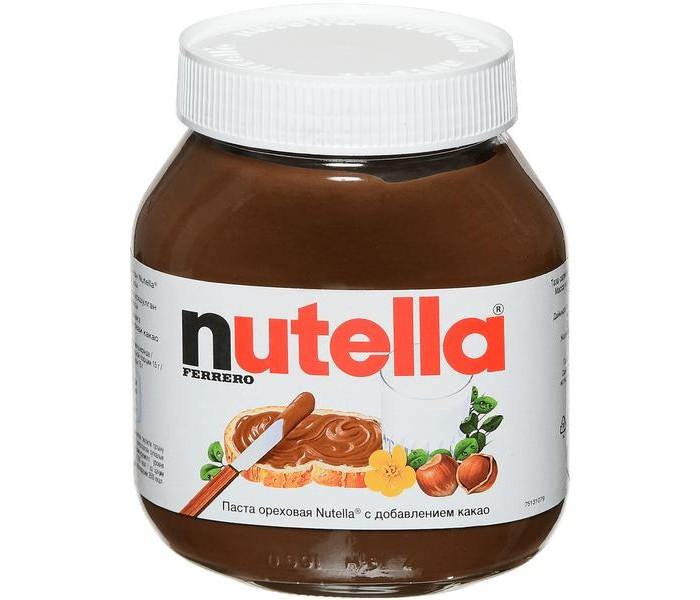 Nutella Шоколадная паста 630 г