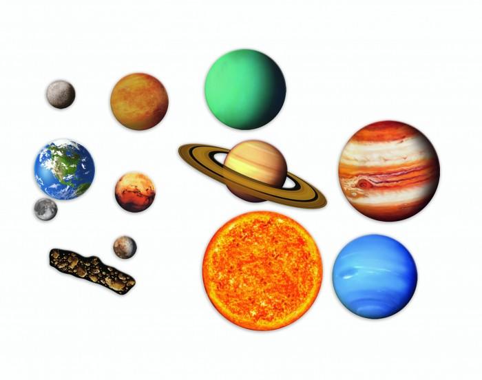 Купить Наборы для опытов и экспериментов, Learning Resources Магнитный набор Солнечная система