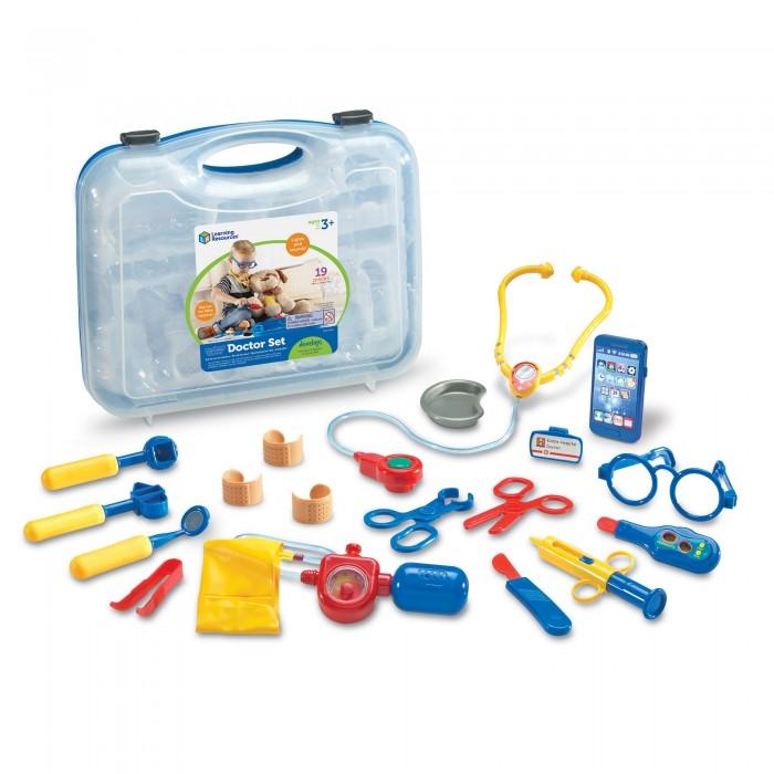 Купить Ролевые игры, Learning Resources Развивающая игрушка Набор доктора