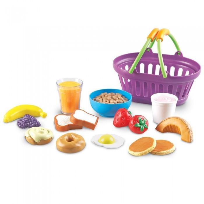 Купить Ролевые игры, Learning Resources Развивающая игрушка Мы растем Сытный Завтрак