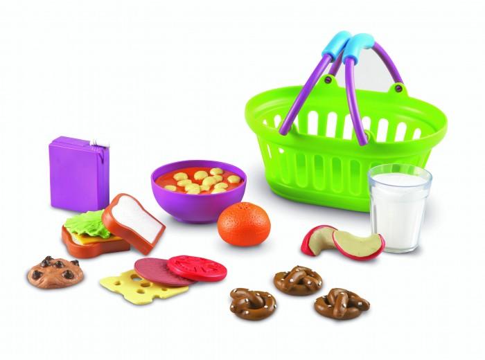 Купить Ролевые игры, Learning Resources Развивающая игрушка Мы растем Вкусный Обед