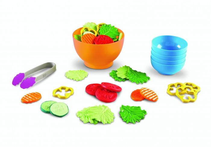 Купить Ролевые игры, Learning Resources Развивающая игрушка Мы растем Салат из свежих овощей