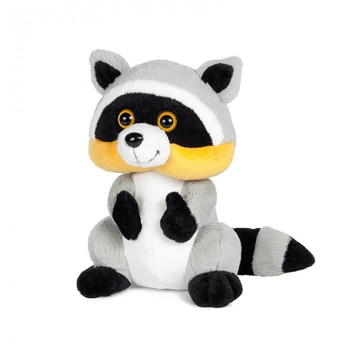 Купить Мягкие игрушки, Мягкая игрушка Maxi Play Енотик Тишка озвученный 20 см