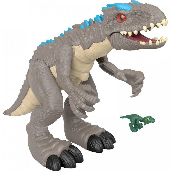 Купить Игровые фигурки, Mattel Jurassic World Imaginext динозавр Индоминус Рекс