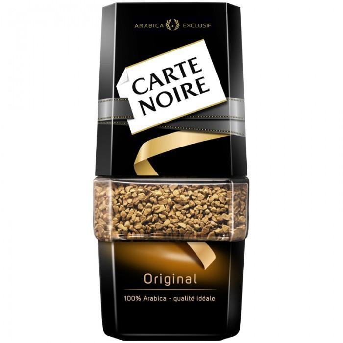 Carte Noire Кофе растворимый Original сублимированный 190 г