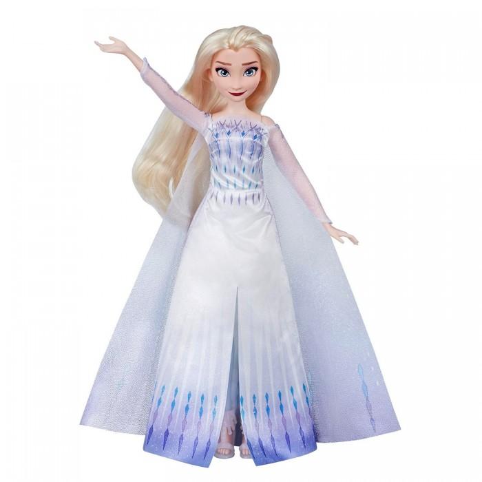 Купить Куклы и одежда для кукол, Disney Princess Кукла Холодное Сердце 2 Поющая Эльза