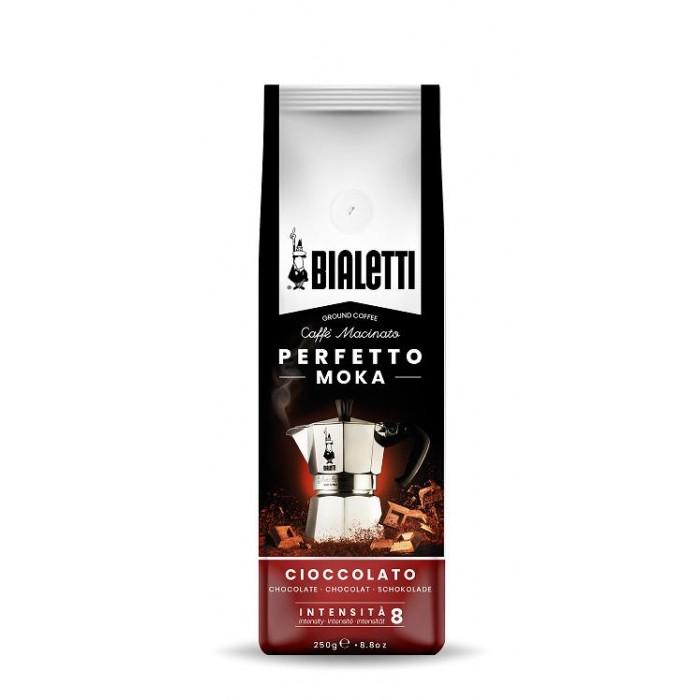 Фото - Кофе Bialetti Кофе молотый Perfetto moka Cioccolato 250 г кофе молотый caffe boasi latina moka 100% arabica 250 г