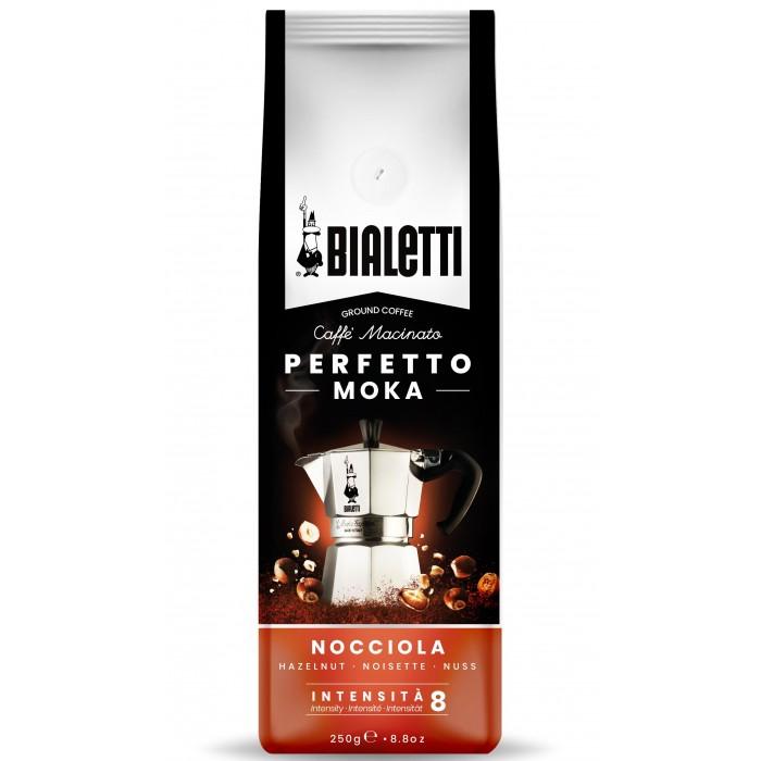 Фото - Кофе Bialetti Кофе молотый Perfetto moka Nocciola 250 г кофе молотый caffe boasi latina moka 100% arabica 250 г