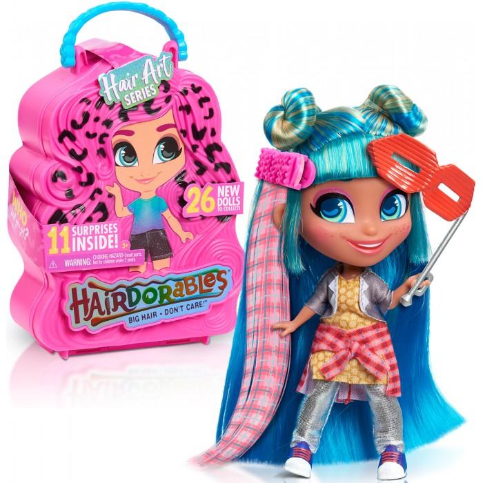 Hairdorables Кукла-загадка Арт-вечеринка