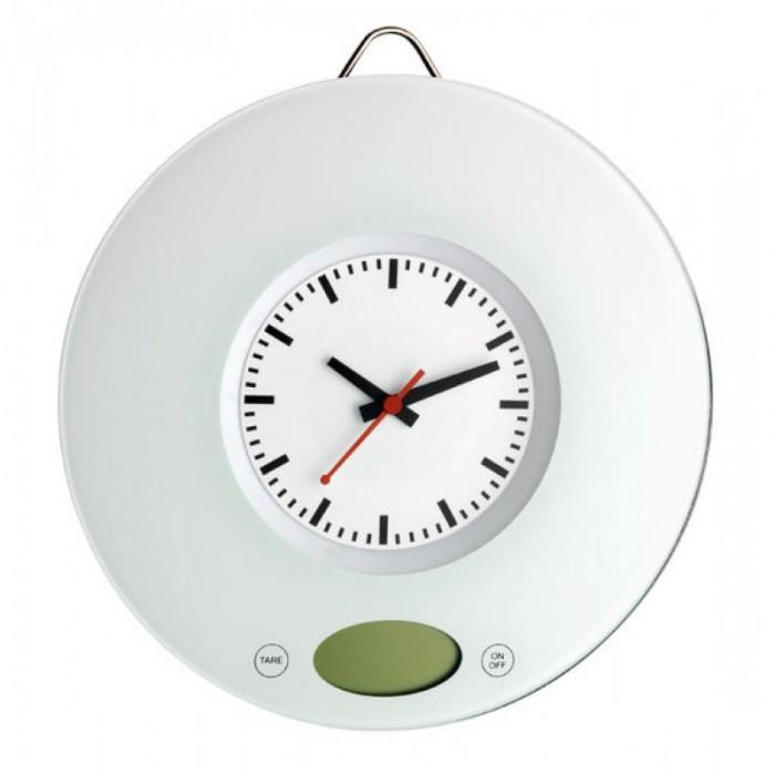 Купить Кухонные весы, TFA Часы-Весы кухонные c ЖК-дисплеем 60.3002