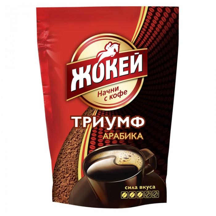 Жокей Кофе растворимый Триумф 450 г