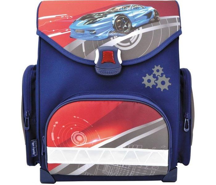 Купить Школьные рюкзаки, Action Ранец школьный by Tiger Спортивная машина 11012/A/2B