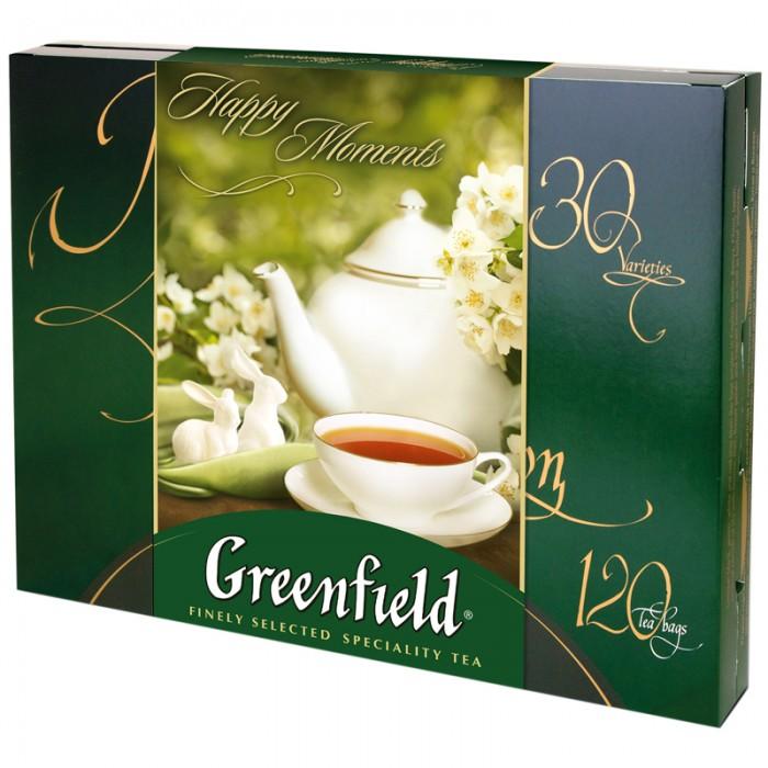 Greenfield Подарочный набор чая 30 видов 120 пак. пак 1074-08