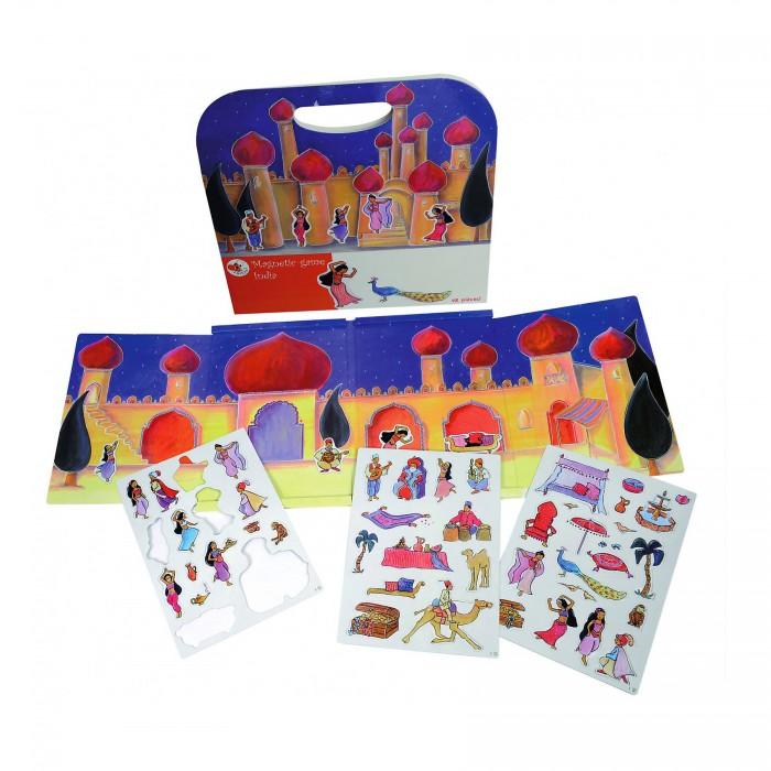 Игры для малышей Egmont Детская магнитная игра Индия