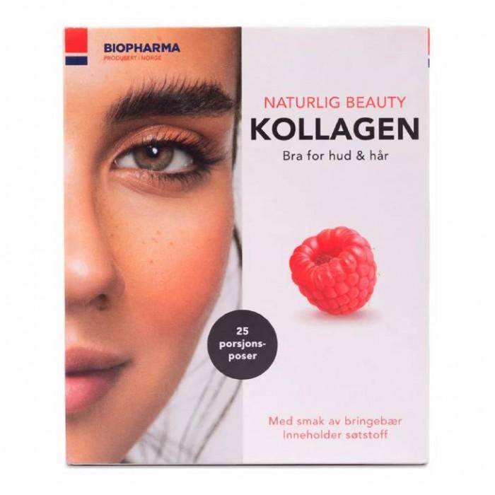 Biopharma Коллаген Naturlig Kollagen 25 саше