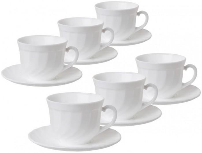 Посуда и инвентарь Luminarc Сервиз чайный Трианон 220 мл
