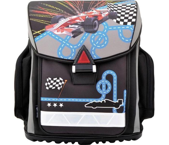 Купить Школьные рюкзаки, Action Ранец школьный by Tiger Спортивная машина 11005/A/2B