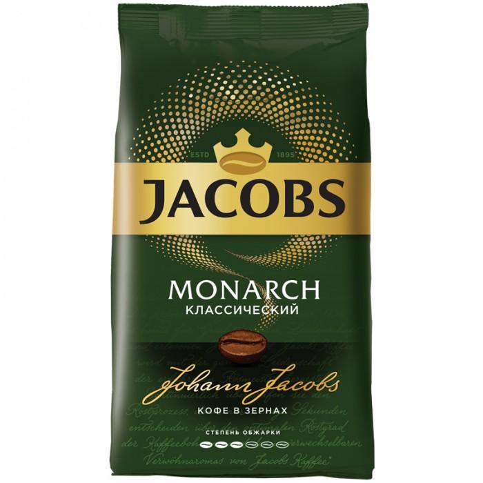 Jacobs Кофе в зернах Monarch 1 кг