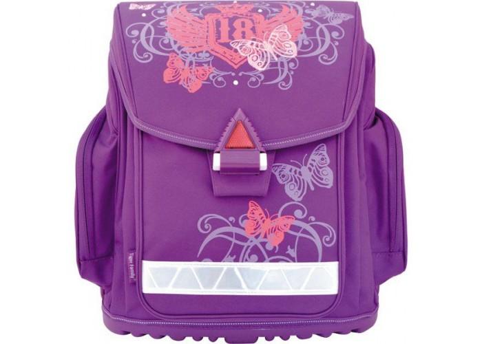Купить Школьные рюкзаки, Action Ранец школьный by Tiger 18 с крыльями