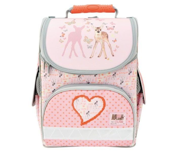 Развитие и школа , Школьные рюкзаки Action Ранец школьный Animal Planet too cute 21001/A/1G арт: 111037 -  Школьные рюкзаки