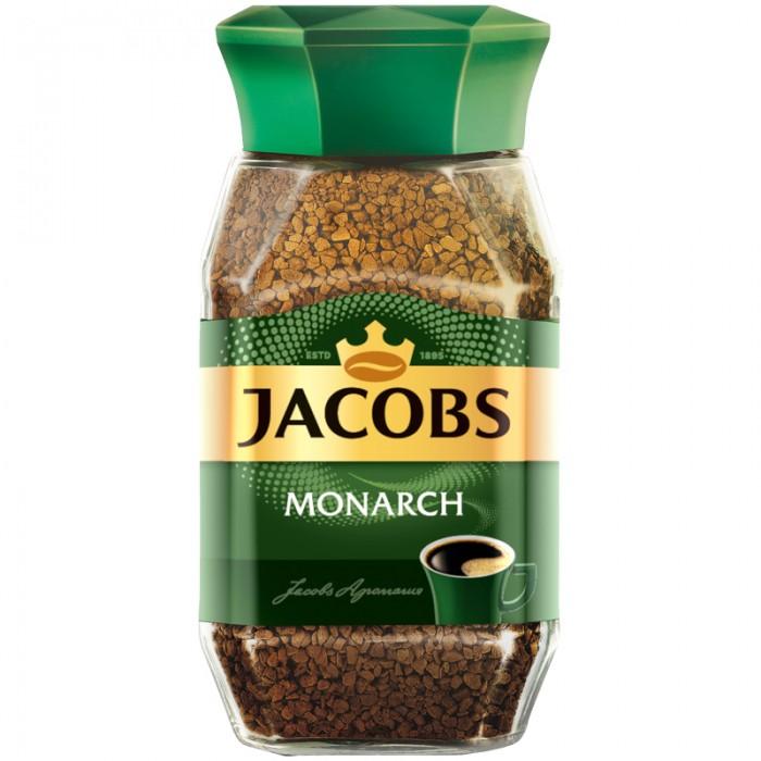 Купить Jacobs Кофе растворимый Monarch сублимированный 190 г
