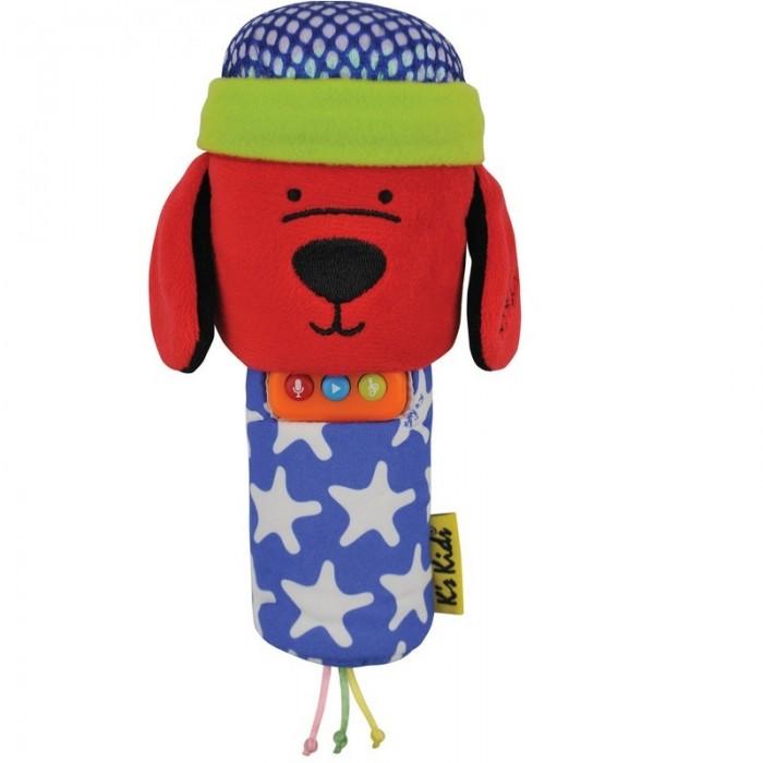 Музыкальная игрушка K'S Kids Караоке Патрик от Акушерство