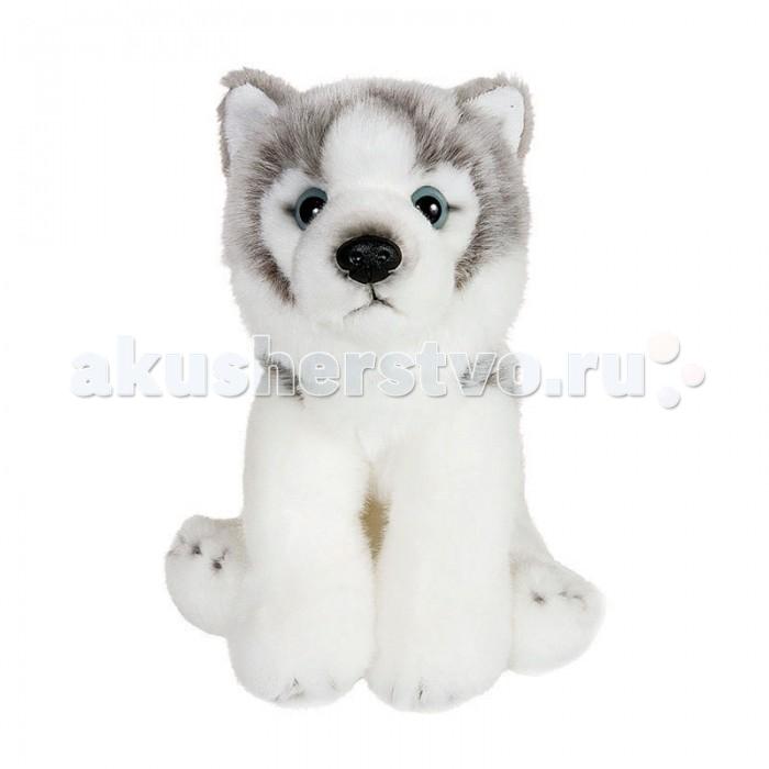 Мягкие игрушки Gulliver Хаски 23 см щенков хаски в балашихе