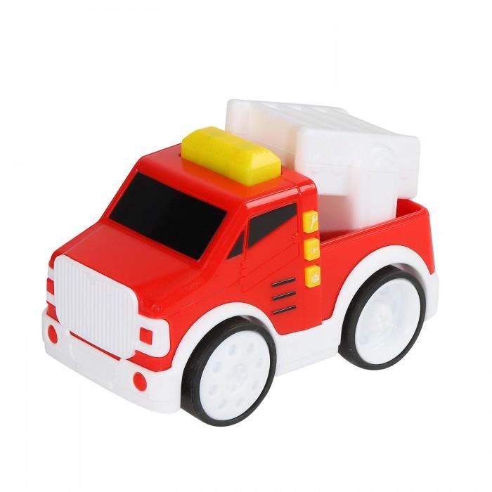 Купить Машины, Джамбо Машинка Пожарная с реалистичными звуками и световыми эффектами