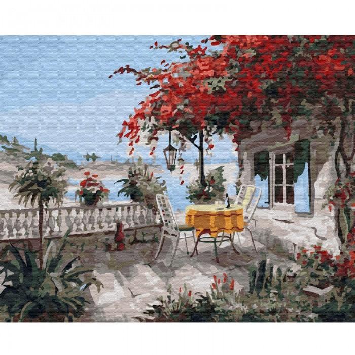 Картины по номерам Molly Картина по номерам Уютный уголок 40х50 см