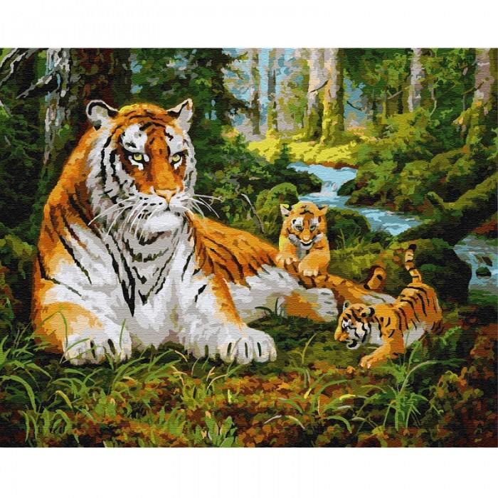 Фото - Картины по номерам Molly Картина по номерам Сунг Ли. Строгий отец 40х50 см картина по номерам molly 40х50 см отражение