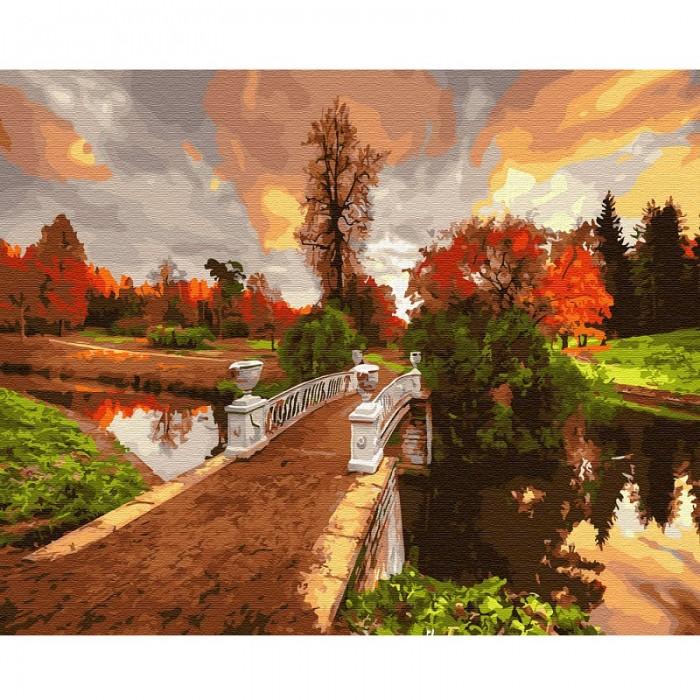 Картины по номерам Molly Картина по номерам Павловск 40х50 см