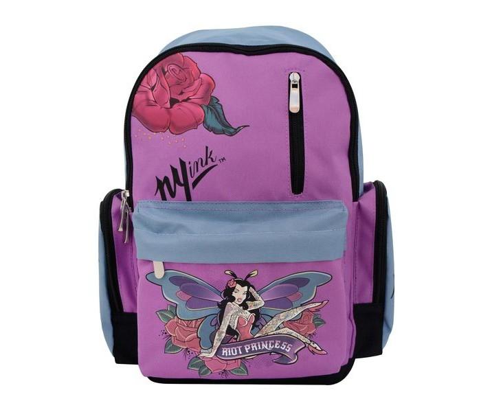Развитие и школа , Школьные рюкзаки Action Рюкзак Discovery Ink DI-AB11033/3 арт: 111307 -  Школьные рюкзаки