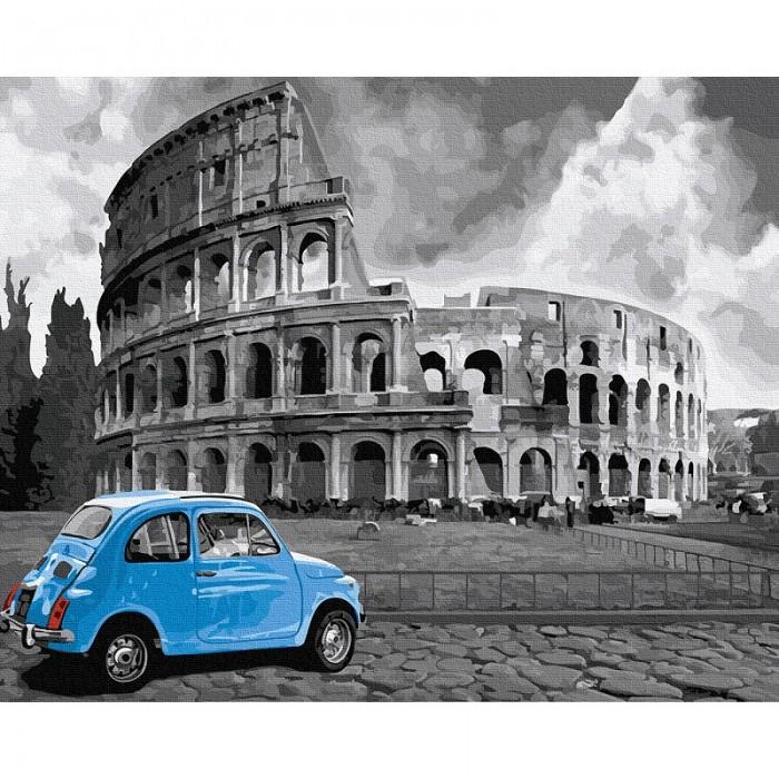 Фото - Картины по номерам Molly Картина по номерам Рим Колизей 40х50 см картина по номерам molly 40х50 см отражение