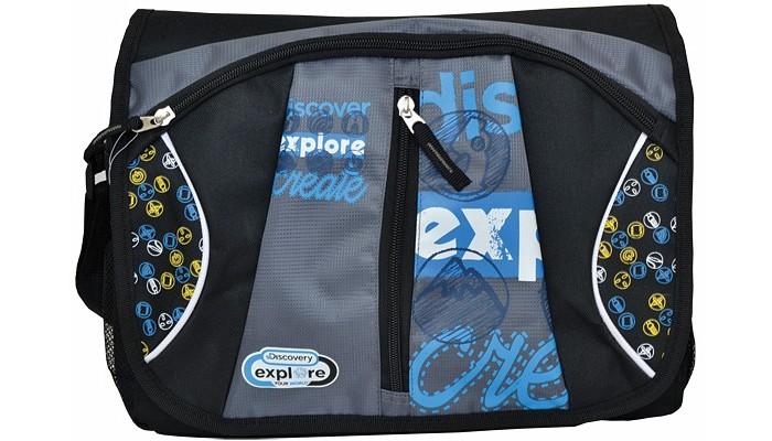 Школьные рюкзаки Action Сумка Discovery канцелярия action подкладка на стол discovery