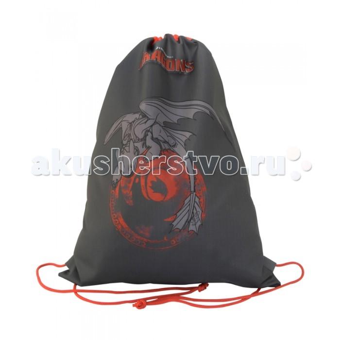 Мешки для обуви Action Мешок для обуви Как приручить дракона-2 DR-ASS2300/2 как приручить дракона книга 2 как стать пиратом