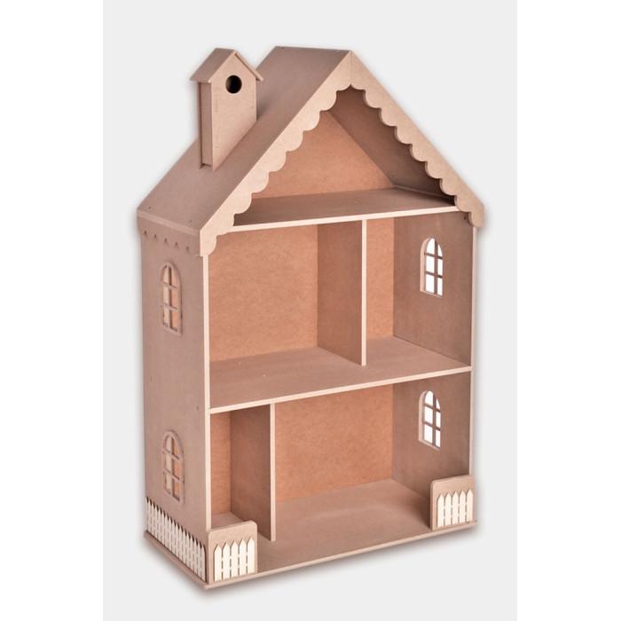 Кукольные домики и мебель PeMa Kids Кукольный домик Вероника без покраски