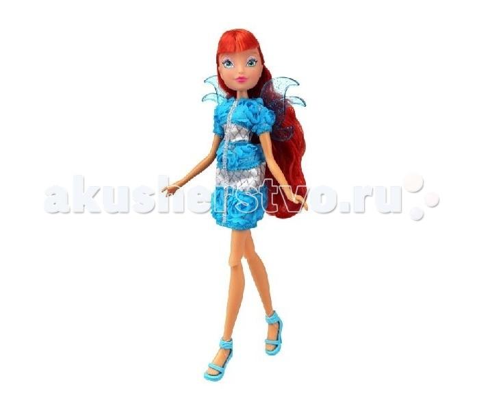 Феи Винкс (Winx Club) Кукла Нежная роза Блум 27 см