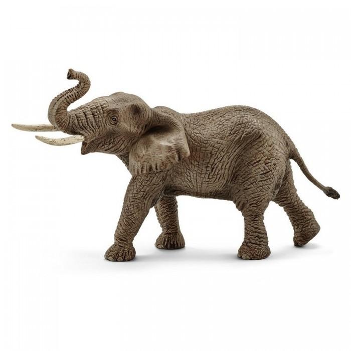 Картинка для Schleich Фигурка Африканский слон самец