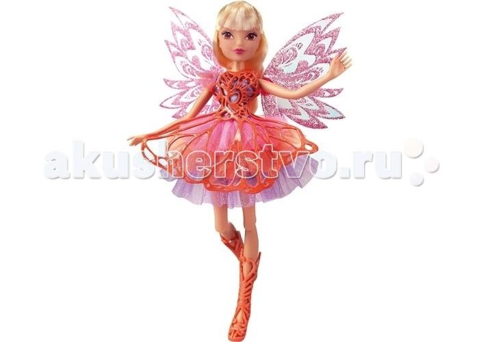 Куклы и одежда для кукол Феи Винкс (Winx Club) Кукла Баттерфликс Стелла 27 см winx club кукла баттерфликс муза
