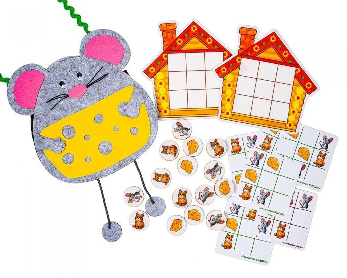 Купить Деревянные игрушки, Деревянная игрушка Смайл Декор Логическая игра Умные мыши